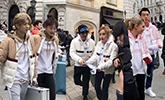 《奔跑吧》维也纳录制路透照曝光 昆凌吴秀波等加盟