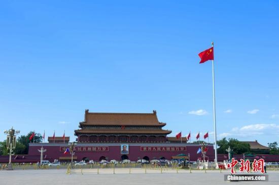 京津冀空气质量今日改善 北京阵风可达7级左右
