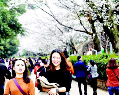 今年的武大樱花 你约吗?