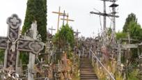 世界上十字架最多的地方!漫山遍野甚是恐怖