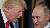 """特朗普在""""不久的将来""""与普京会面:我们将一起讨论军事"""