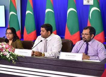 After 45 days, the President of the maldives, announce a state of emergency