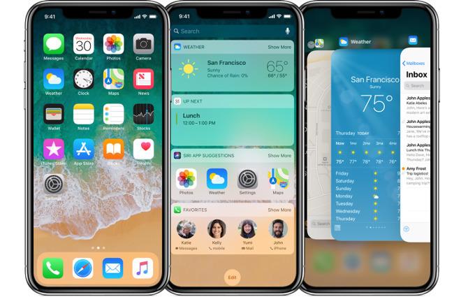 报告称iPhone X第一季度产量5300万台 基本符合预期