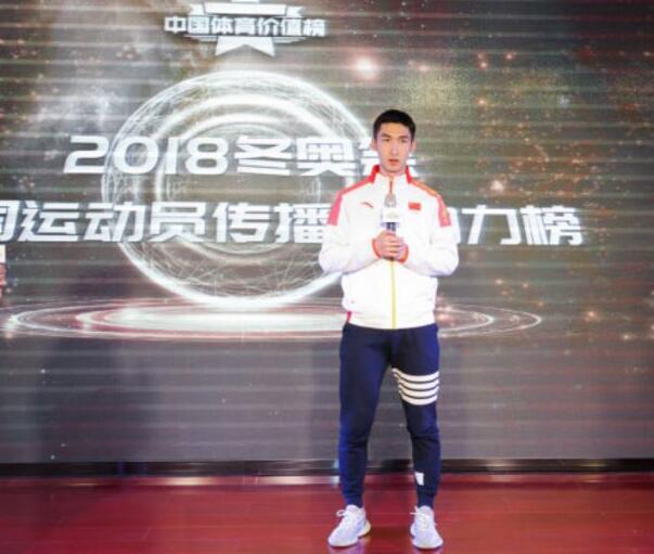 武大靖获选最具影响力冬奥运动员 未来或兼项大道