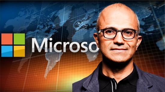 微软宣布重组计划 热搜事件