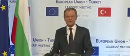 欧洲理事会主席:14个欧盟国家将驱逐俄罗斯外交官