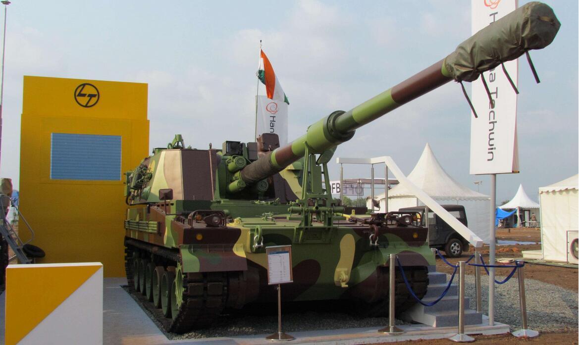 印度阿琼再次推倒重来?阿玛塔底盘+140mm无人炮塔