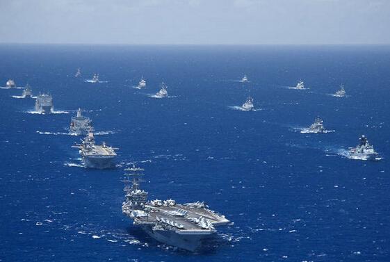 唐驳虎:南海阅舰气势壮观中国海军在全球又是啥地位?