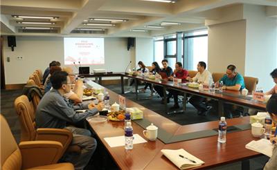 商务部莅临滨海国际电子商务产业园进行指导