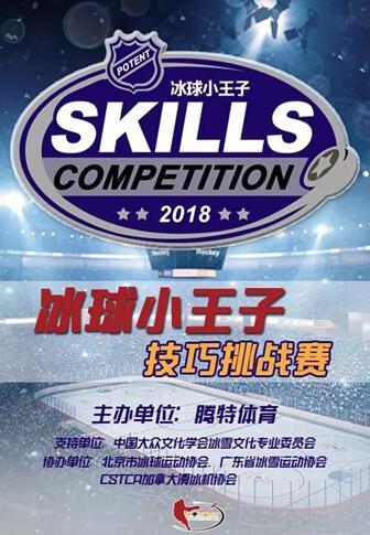 腾特杯冰球小王子技巧挑战赛在京落幕