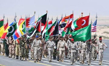 海湾大军演结束 阿拉伯联军阅兵后转战叙利亚?