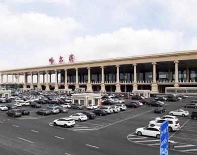 新建T2航站楼