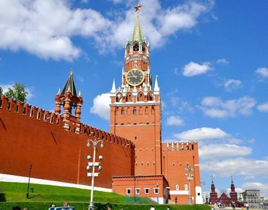 俄罗斯旅游热