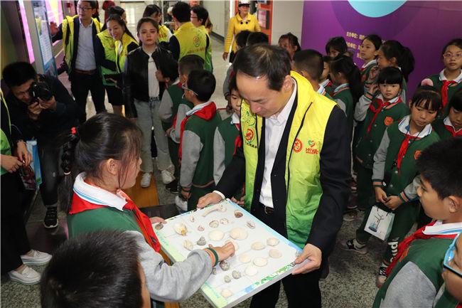 湖南省少年儿童图书馆助力盲童阅读公益活动正式启动