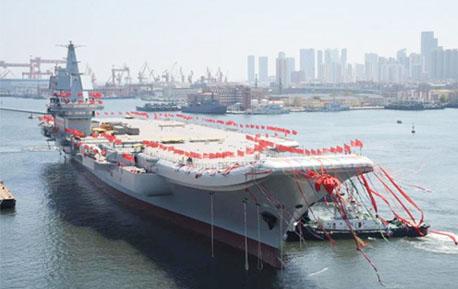 首艘国产航母海试在即 试航期间都需要试验什么?