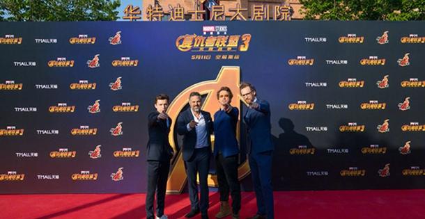"""如何抢占""""C位""""?好莱坞电影""""中国首映礼""""的运营门道"""