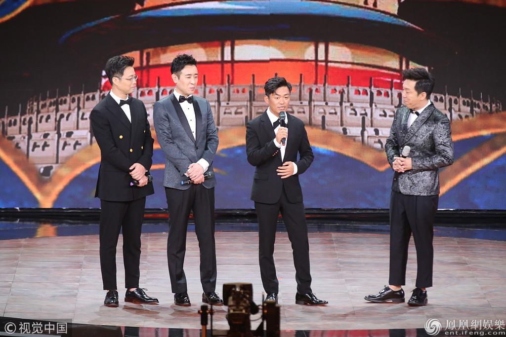 王宝强北影节感谢冯小刚 是《天下无贼》让人们认识他