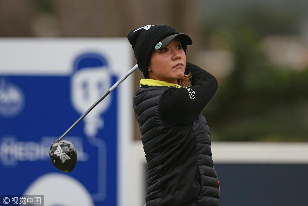 美迪惠尔锦标赛五人并列领先 刘钰T32冯珊珊T63