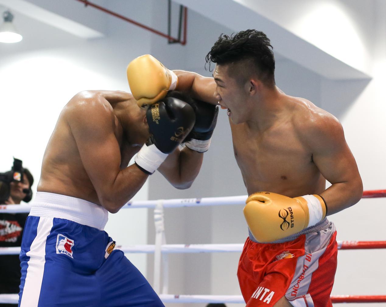 世界拳击联赛收官战 中国0