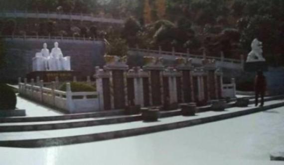 人大代表修建豪华坟墓?湖南隆回县责令限期改