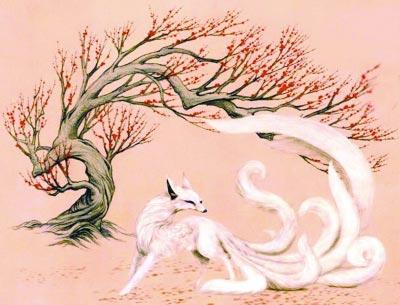 然而在中国古代志怪小说中,变为人形的狐狸并不总是美艳动人,惑人心智