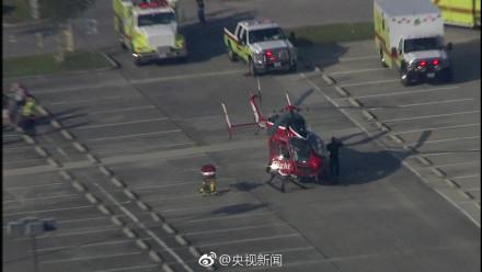 美高机械传动模型拼装玩具中枪击案造成至少10死30余伤 校内外现爆炸装置
