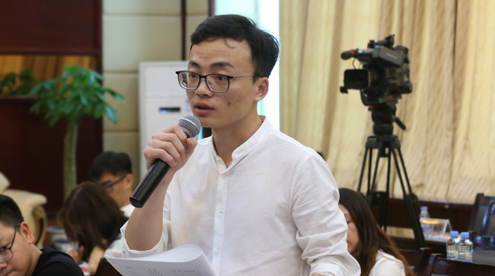 2018年第二届中国(南昌)国际茶业博览会新闻发布会实录(图4)