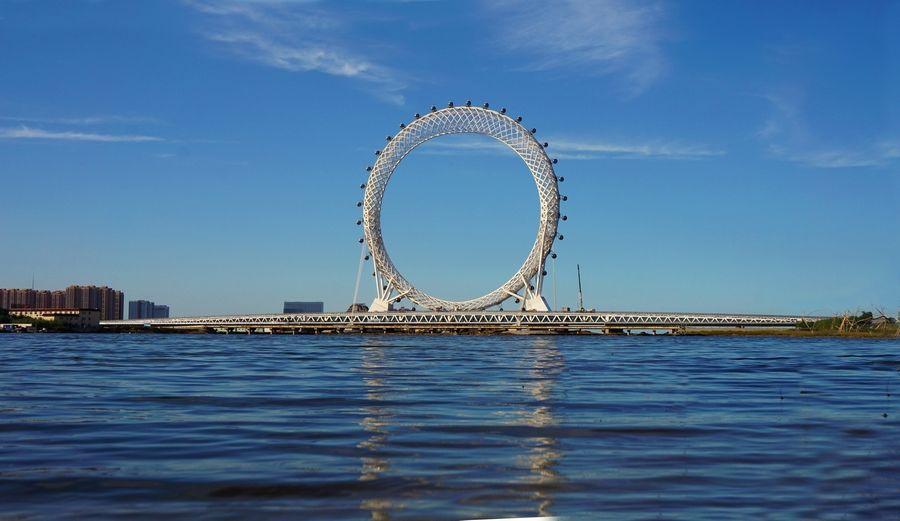 """体育资讯_""""渤海之眼""""透露了潍坊滨海怎样的区域梦想?_山东频道_凤凰网"""