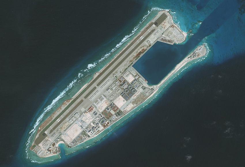 军机处第161期 王云飞:南沙部署鹰击12B 射程覆盖某国军港