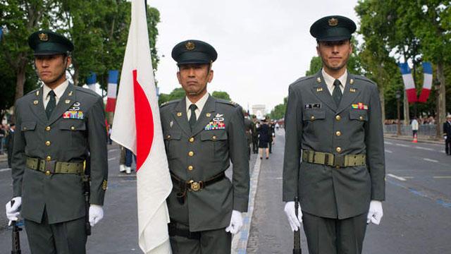 日本自卫队为何会有1.2万华裔士兵?