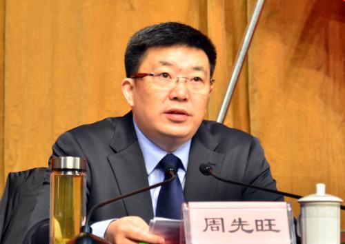 周先旺任武汉市委副书记 万勇不再担任另有任用