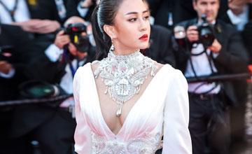 国际红毯上最受关注的中国女星竟然是她?