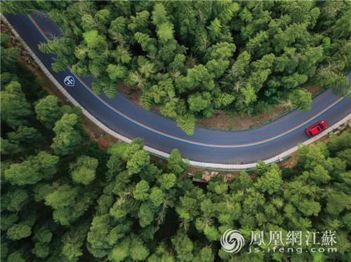 """让""""交通线""""变""""风景线"""" 江苏农村公路创意大赛启动图片"""