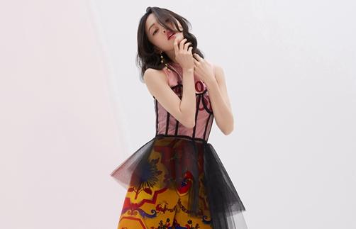 张韶涵:梦宇中的复古甜心