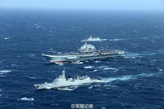 辽宁舰体系作战能力初成,意味着什么?