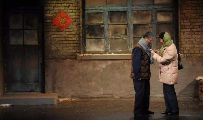 辽艺经典话剧《父亲》将赴国家话剧院连演三场