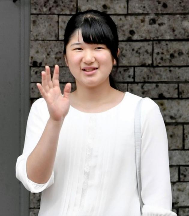 爱子公主拟首次独自旅居海外 暑假将前往英国游学