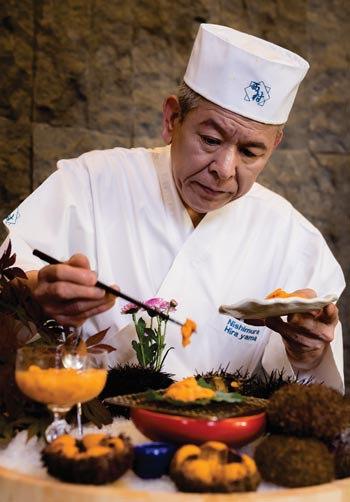 日本名厨平山隆典