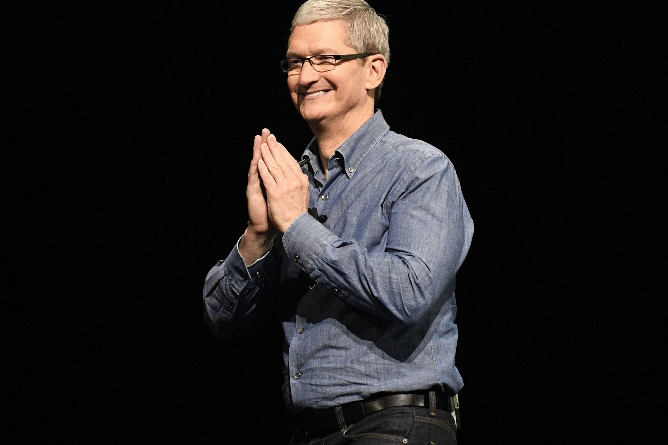 苹果这次没硬,大家也都没高潮