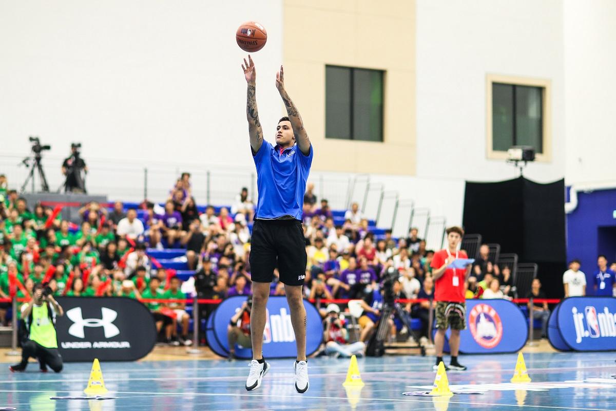 Jr.NBA校园篮球联赛北京站高中组落幕 清华附中夺冠