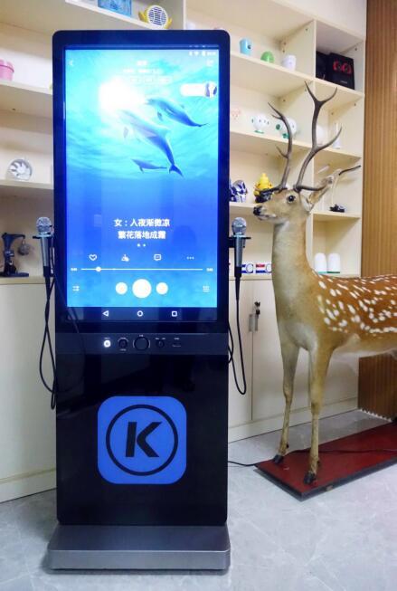 专业家庭KTV,酷狗超级K歌机让全民K歌请好玩
