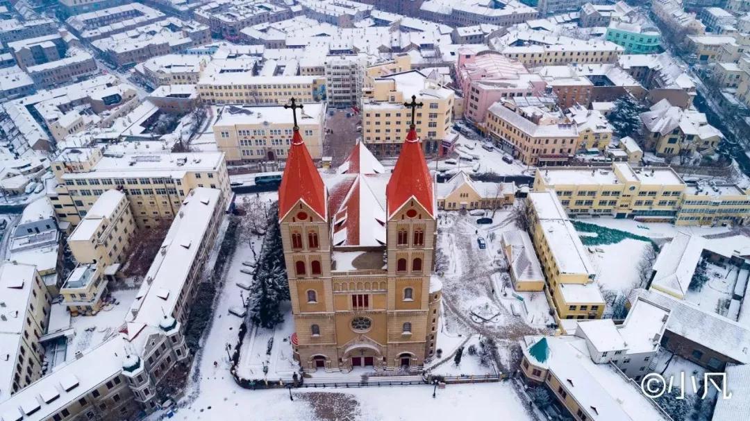 探秘文化市南 | 回顾圣爱弥尔教堂之上帝的宠儿