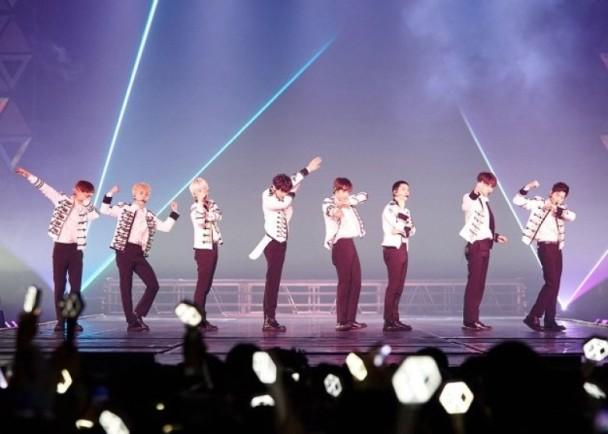 EXO首尔演唱会门票售罄 售票网摆乌龙惹不满_售罄|售票