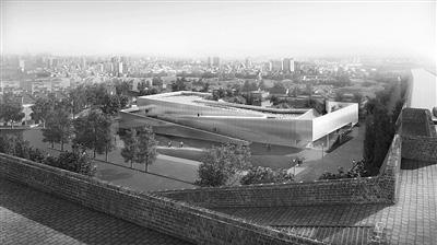 南京城墙博物馆力争于2019年底前完成主体施工