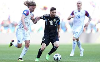 阿根廷队是怎样崩溃的,梅西的数据给出了答案