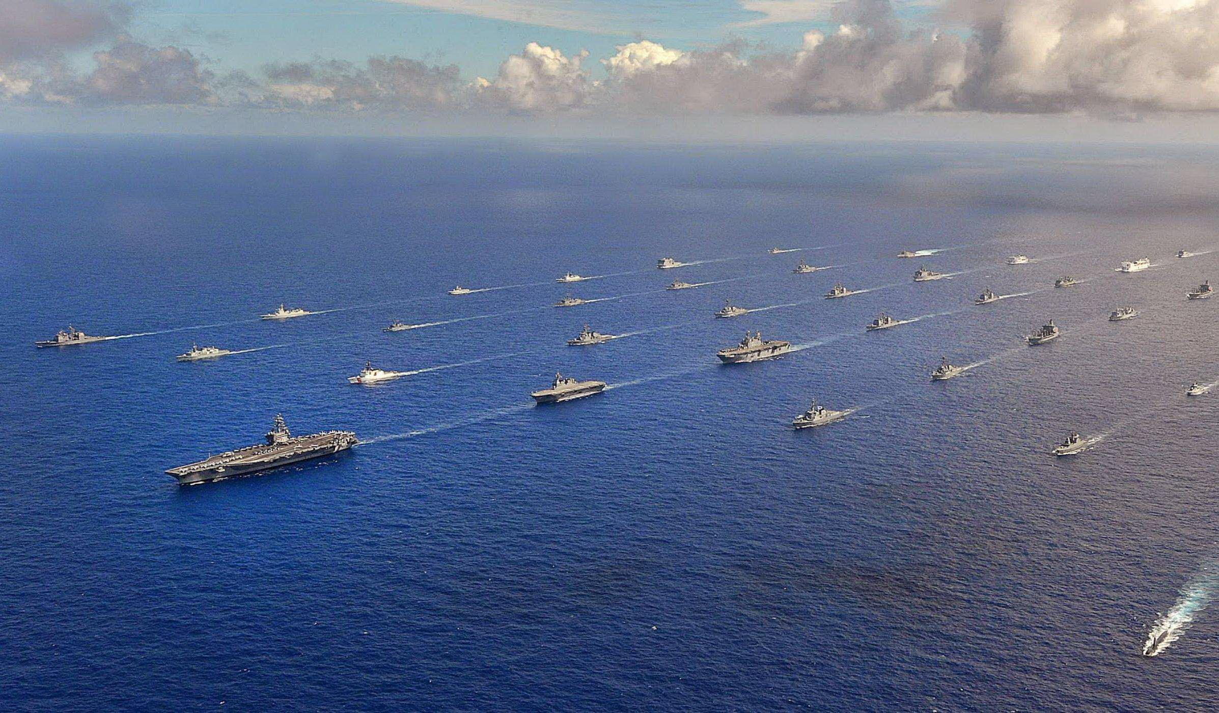 军机处第166期 美军放话要派军舰穿台湾海峡 目的何在?
