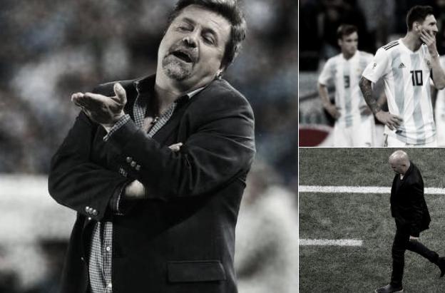 曝阿根廷球员要求主帅下课 桑保利将不指挥生死