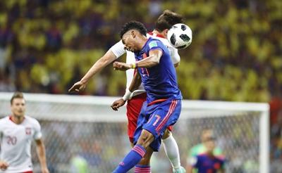凤凰直击——哥伦比亚3-0大胜波兰