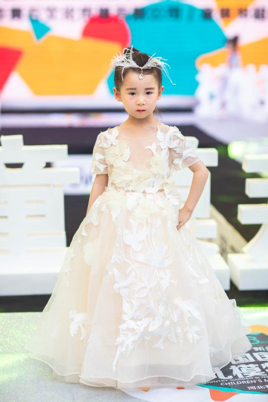 2018新丝路中国国际少儿模特大赛河北石家庄碧桂园专场开赛