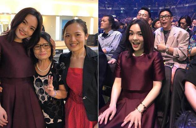 徐佳莹夺歌后首发文晒照 罕见拉男友放闪被催婚